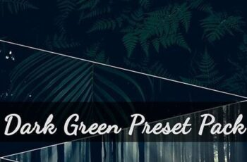 Dark Green Pack 10 Presets 26778128 4