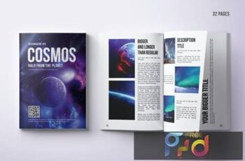 Photo Magazine Design - A4 - 32 Pages ABCYGG 3
