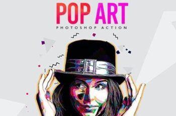 Pop Art - Photoshop Action 27213038 7