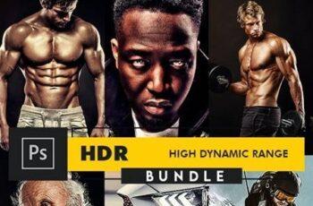HDR Bundle - Photoshop Actions 27196533 4