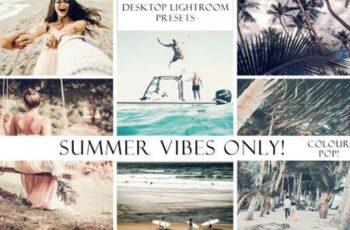 Summer Vibes Only! Color Pop Lightroom 4545940 1