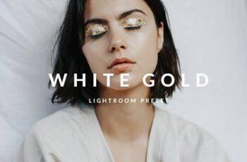White Gold Lightroom Desktop Preset 5033142 7