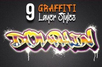 Graffiti Layer Styles 27270433 4