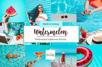 Watermelon Lightroom Presets 4975606 6