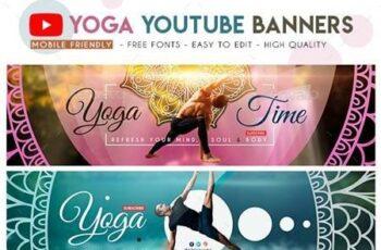 Yoga YouTube Banners 22841110 5