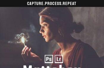 Matte - Desktop & Mobile Lightroom Presets 27449773 6