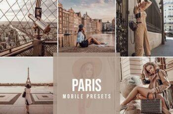 Mobile Lightroom Preset PARIS 5070150 2
