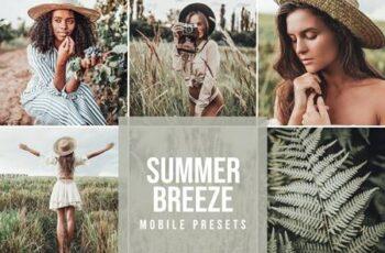 Mobile Lightroom Preset SUMMER 5051788 7