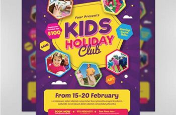 Kids Holiday Club 243118 7