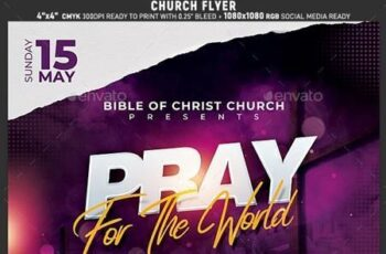 Church Flyer 26467876 7