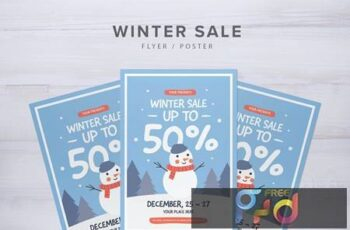 Winter Sale Flyer RUBKD9 5