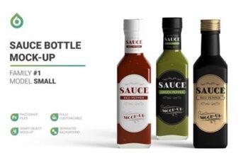 Sauce Bottle Mockup 4825815 13