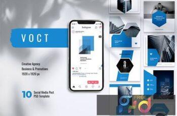 VOCT Creative Agency Instagram & Facebook Post NHA7FEM 10