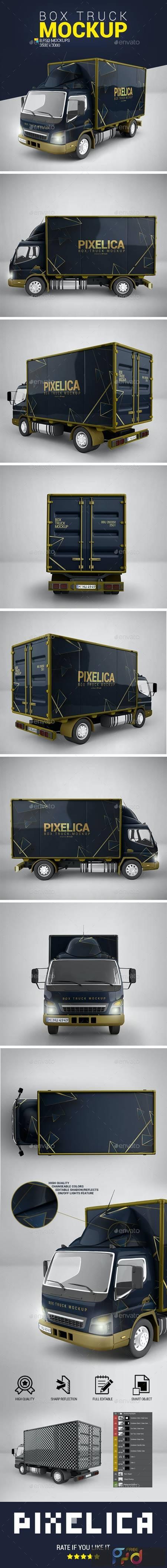 Box Truck Mockup 23680434 1