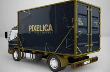 Box Truck Mockup 23680434 11