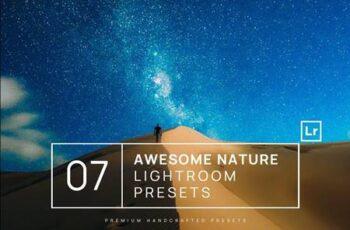 7 Awesome Nature Lightroom Presets + Mobile XLDT5YM 4