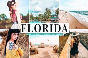 Florida Mobile & Desktop Lightroom Presets WCXYJTH 2