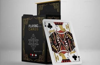 Playing Card Mockup 24195014 3