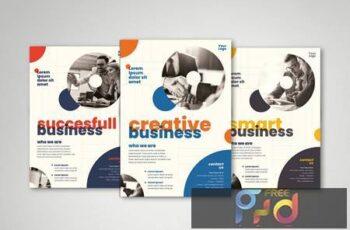 Business Flyer Set 9BCUSR2 3