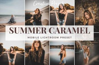 Summer Mobile - Destkop Lightroom Presets 2KB9NAH 7