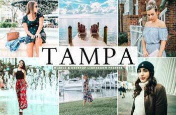 Tampa Mobile & Desktop Lightroom Presets 5166764 5