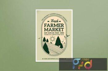 Farmers Market 6N8B5JL 2