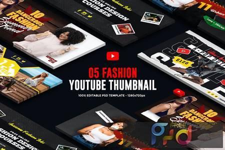 Fashion Youtube Thumbnail MVTU4FB 1