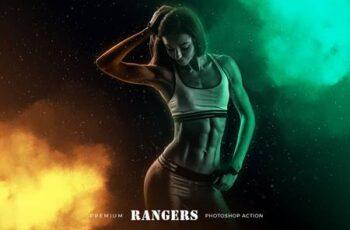 Rangers Photoshop Action 27346251 6