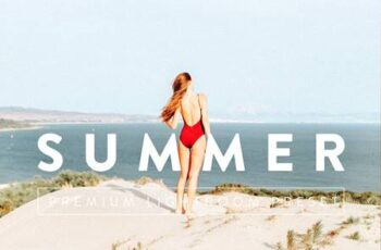 SUMMER Premium Lightroom Preset 5059642 7