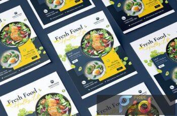 Fresh Food Flyer LJFEPA7 3