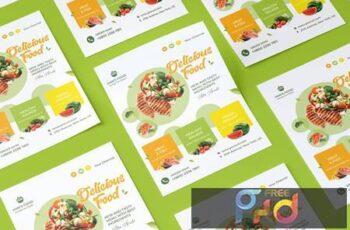 Fresh Food Flyer 4WNGRWN 5