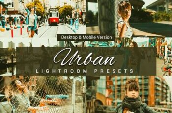 Urban Lightroom Presets 5157500 4