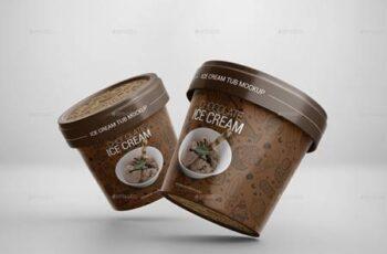 Ice Cream Cup Mockup 24467170 7