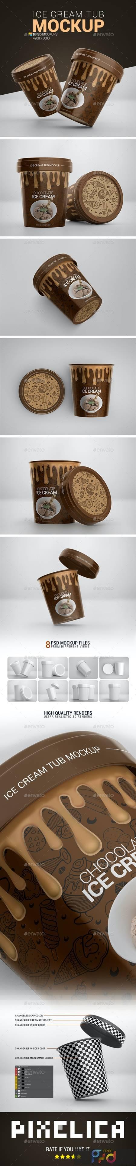 Ice Cream Tub Mockup 24247761 1