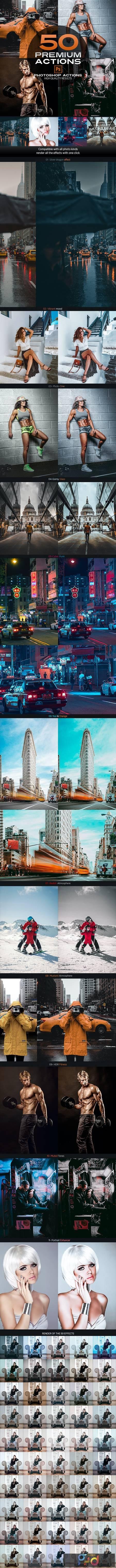 50 Premium Photoshop Actions 26605057 1