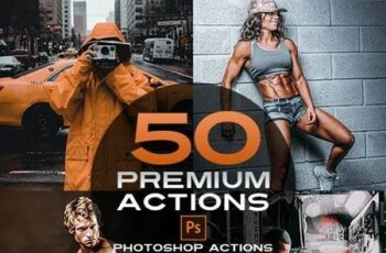 50 Premium Photoshop Actions 26605057 2