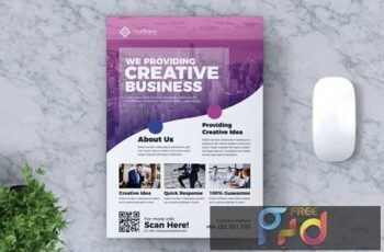 Corporate Business Flyers Vol. 08 EFP667 2