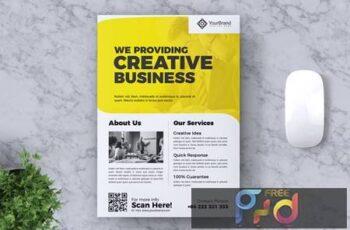 Corporate Business Flyers Vol. 09 GR8ZZ9 4