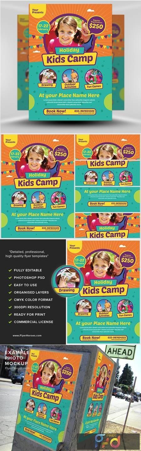 Holiday Kids Camp 243116 1