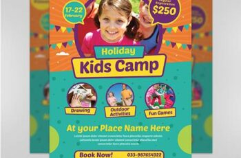 Holiday Kids Camp 243116 3