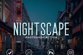 Nightscape Photoshop Action 27482491 6