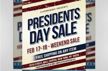Presidents Day Sale v2 194373 2