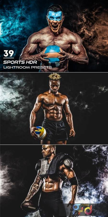 39 Sports HDR Lightroom Presets 3900384 1