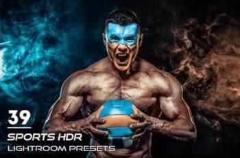 39 Sports HDR Lightroom Presets 3900384 3
