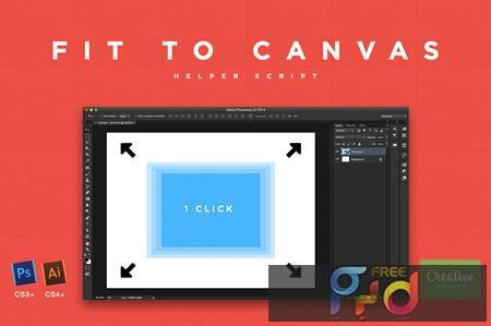 Fit to Canvas Script for PS and Ai 219737 1