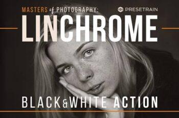 Linchrome Black & White Action +LUT 5199067 4
