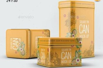 Tin Cans Mock-Up Bundle 22834347 3