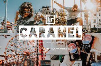 Caramel Lightroom Presets 5202496 6