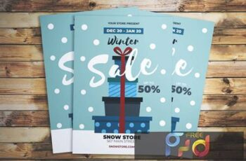 Winter Sale Flyer 2KS57M 1