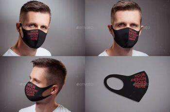 Face Mask Mock-up 27534854 7